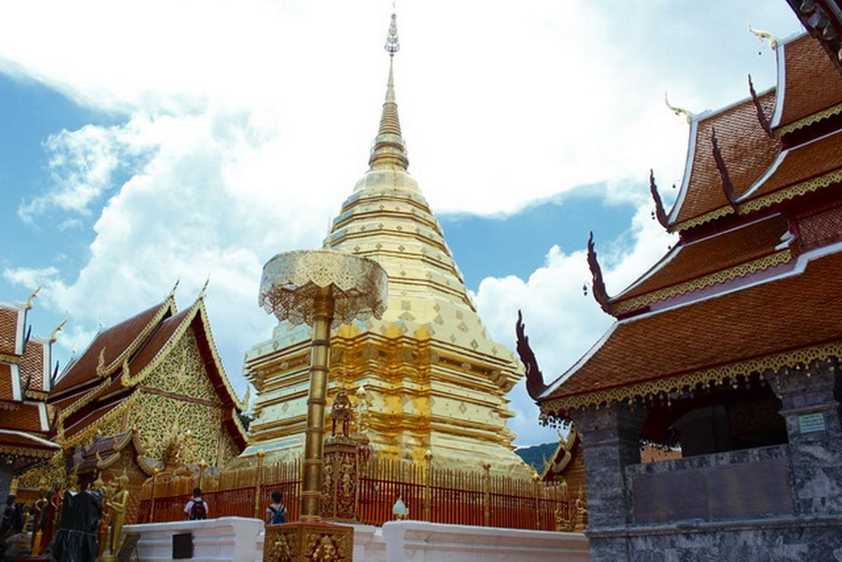 wat phra that doi suthep, Doi Suthep Temple