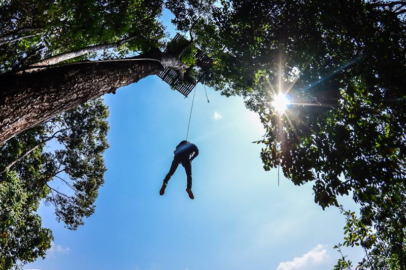 chiang mai activities, thing to do in chiang mai, chiang mai zipline, chiang mai canopy