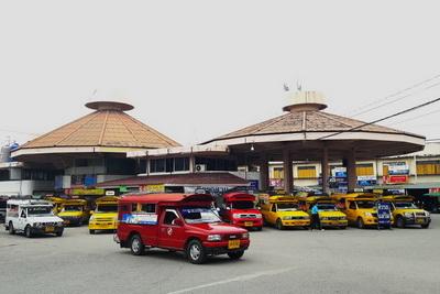 Chang Phuak Bus Station Chiang Mai