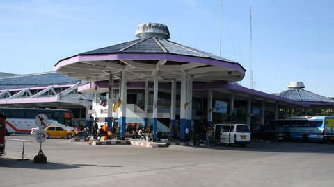 public transport in chiang mai, transport in chiang mai, chiang mai bus station