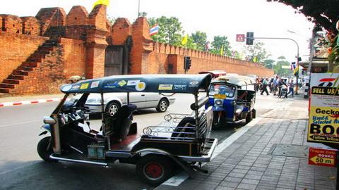 Transport in Chiang Mai, Tuk Tuk
