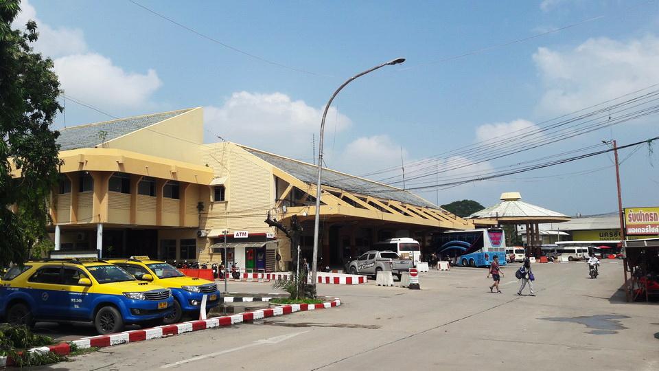 Arcade Bus Station, Arcade Bus Station, Arcade2