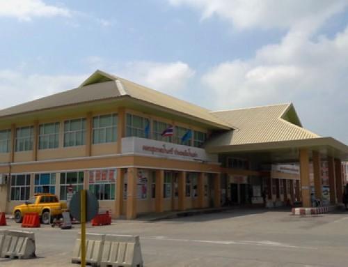 Arcade Bus Station Chiang Mai Thailand
