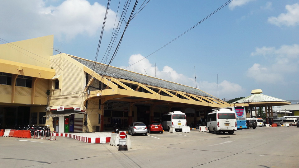 Transport in Chiang Mai, Arcade Bus Station