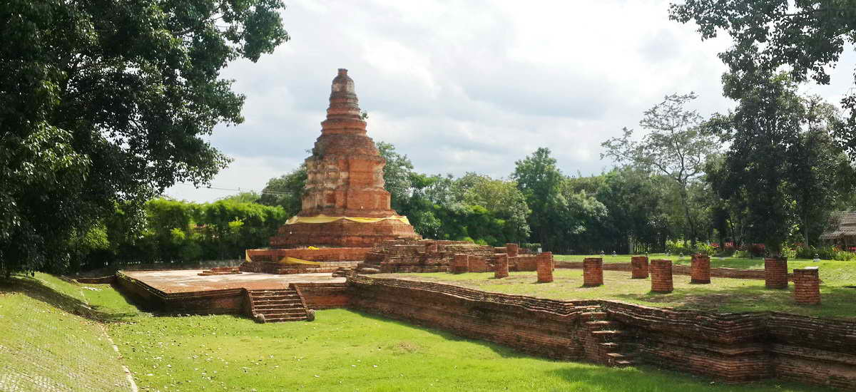 wiang kum kam, attraction in chiang mai, attraction place in chiang mai