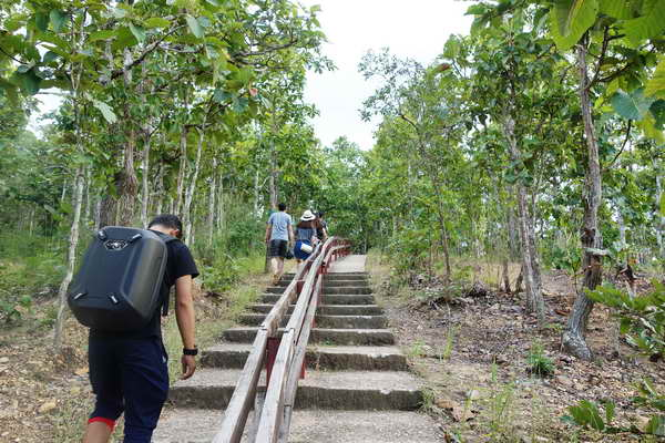 pai canyon, attraction in pai, attraction in mae hong son