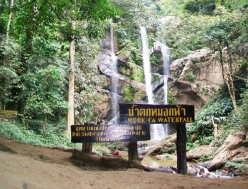 Mok Fah Waterfall