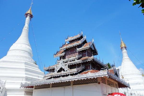 Wat Phra That Doi Kong Mu formerly known as Wat Plai Doi