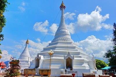 wat phra that doi kong mu, phrathat doi kong mu temple, wat