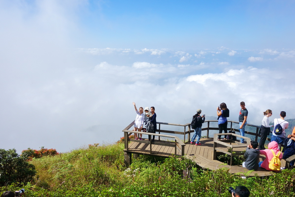 Kew Mae Pan Nature Trail is a heaven on Earth for many