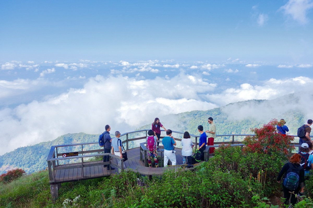 Image result for Doi inthanon National Park