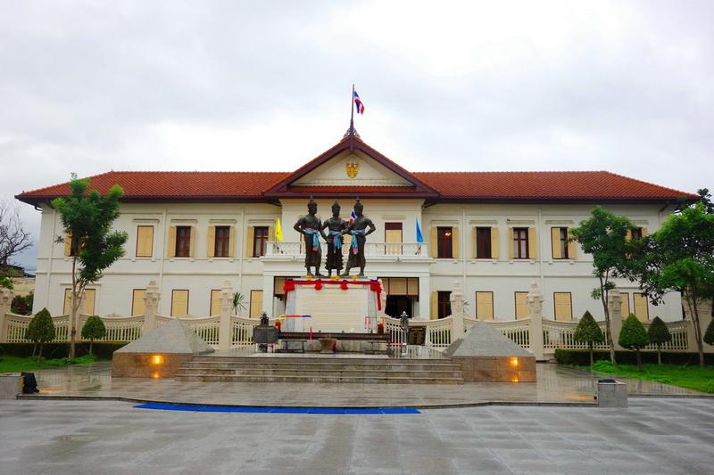 Three Kings Monument Chiang Mai
