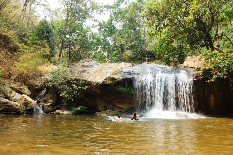 Mae Sa Waterfall Tour