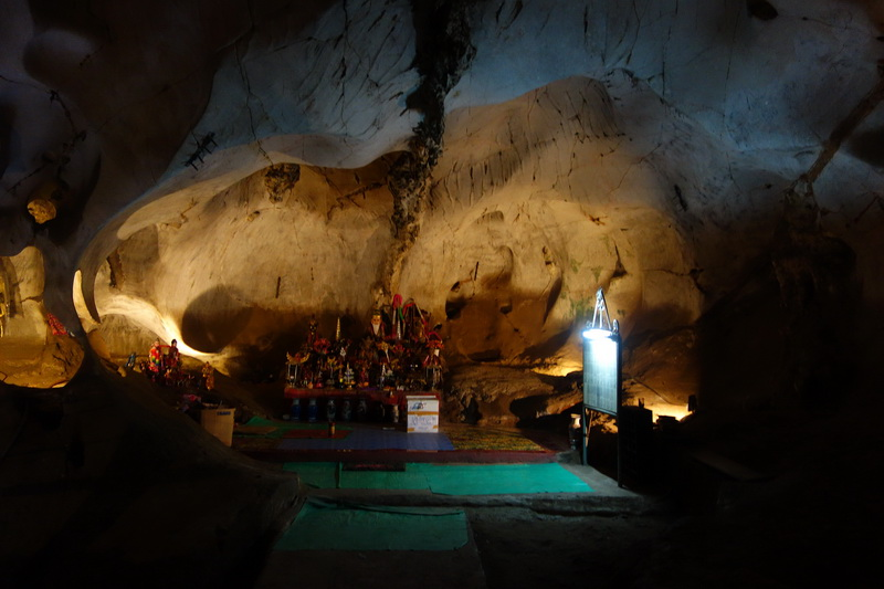 tham muang on, muang on cave, tham muang-on, muang-on cave