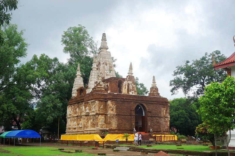 wat jed yod, jed yod temple, important temples in chiang mai, attraction temples in chiang mai