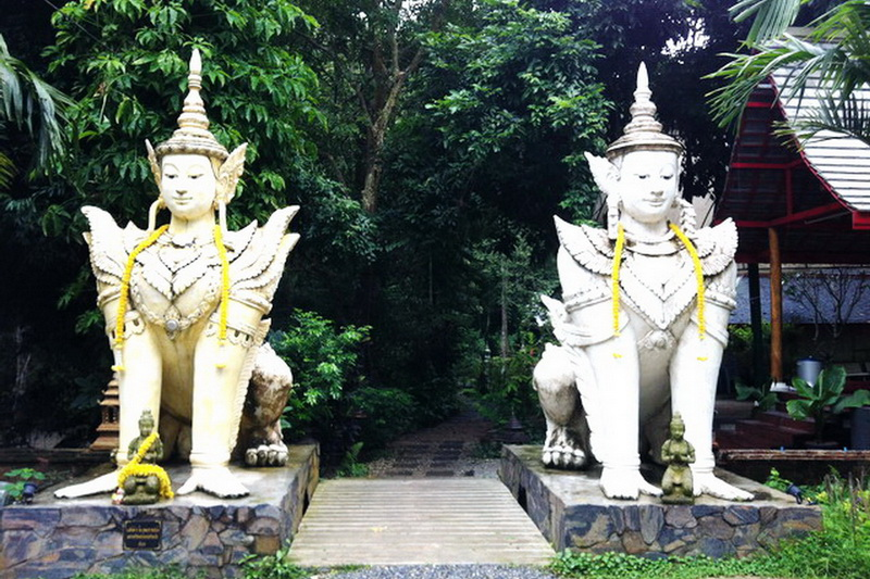 wat pa lat, pa lat temple, important temples in chiang mai, attraction temples in chiang mai