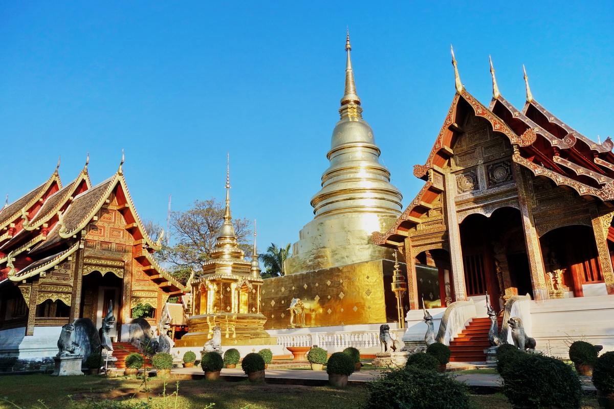 sights in chiang mai, attractions in chiang mai
