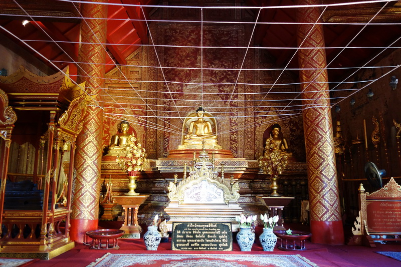 attractions in chiang mai, chiang mai attractions, wat phra singh, wat phra singh woramahawiharn, phra singh temple, phra singh woramahawiharn temple, attraction temples in chiang mai, important temples in chiang mai