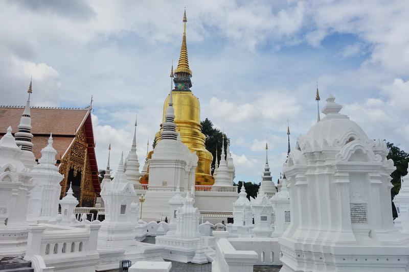 wat suan dok, suan dok temple, important temples in chiang mai, attraction temples in chiang mai