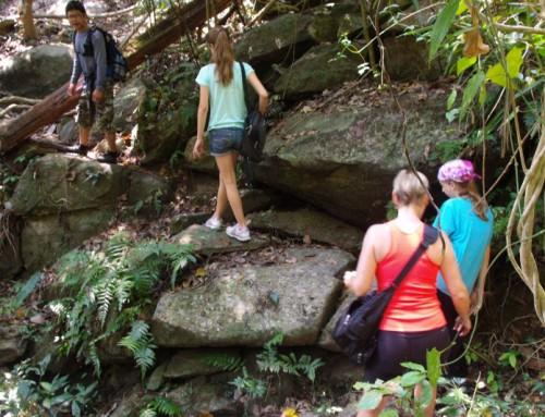 Hiking at Doi Suthep