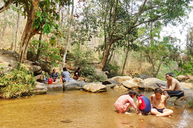 chiang mai activities, thing to do in chiang mai, maesa waterfalls