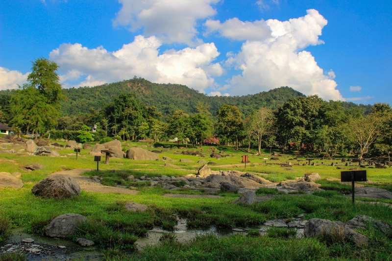 attractions in chiang mai, chiang mai attractions, fang hot springs, fang hot spring