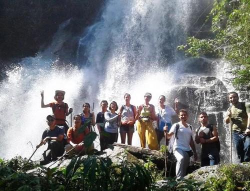 Hiking Ban Mae Klang Luang