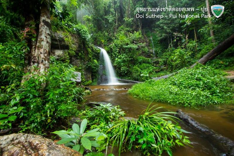 Huai Kaew Waterfall
