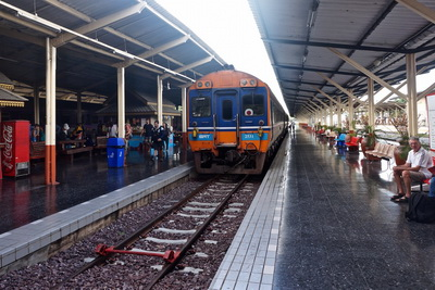 Chiang Mai Train Station