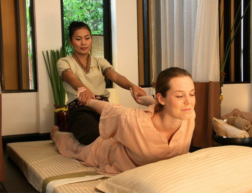 Spa and Massage in Chiang Mai