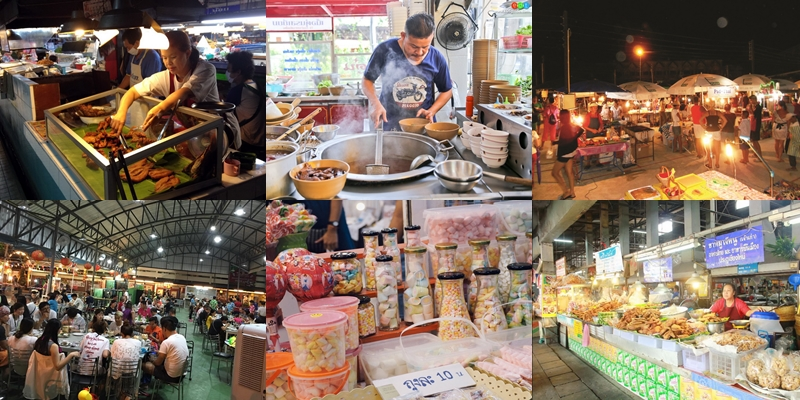 street food in chiang mai, the best street food in chiang mai