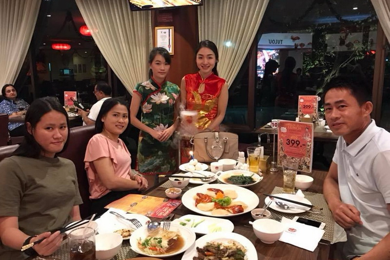 Tulou Restaurant, chinese restaurants in chiang mai, chinese food in chiang mai, the best chinese restaurants in chiang mai, the best chinese food in chiang mai