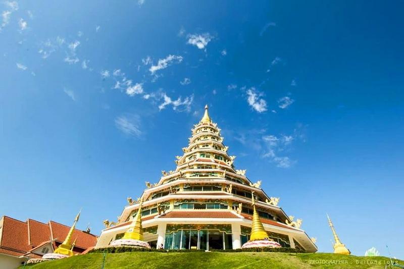 wat huai pla kang, huai pla kang temple, wat huai pla kang chiang rai, huai pla kang temple chiang rai