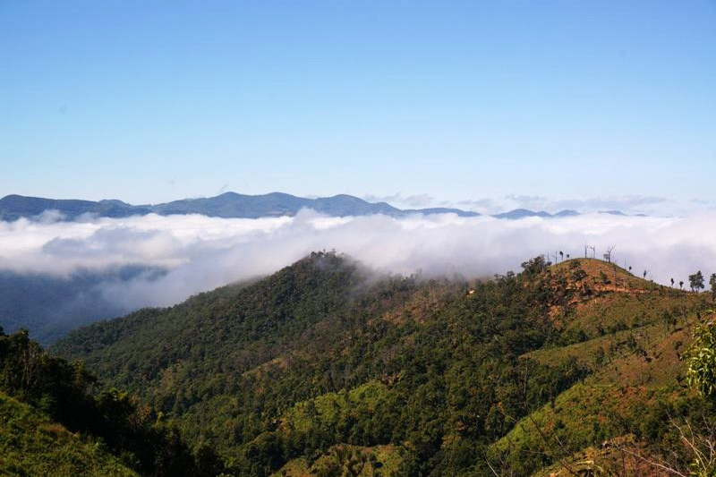 mae ngao national park, mae ngao forest park, mae ngao, mae hong son national park, national parks in mae hong son