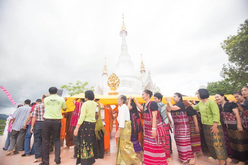 wat phrathat chom mon, wat phra that chom mon, phrathat chom mon temple, phra that chom mon temple, wat phrathat chom mon in mae hong son, wat phra that chom mon in mae hong son, phra that chom mon temple in mae hong son, phrathat chom mon temple in mae hong son