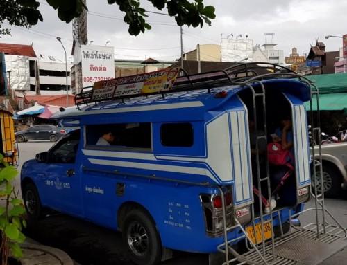 Public Transport in Lamphun