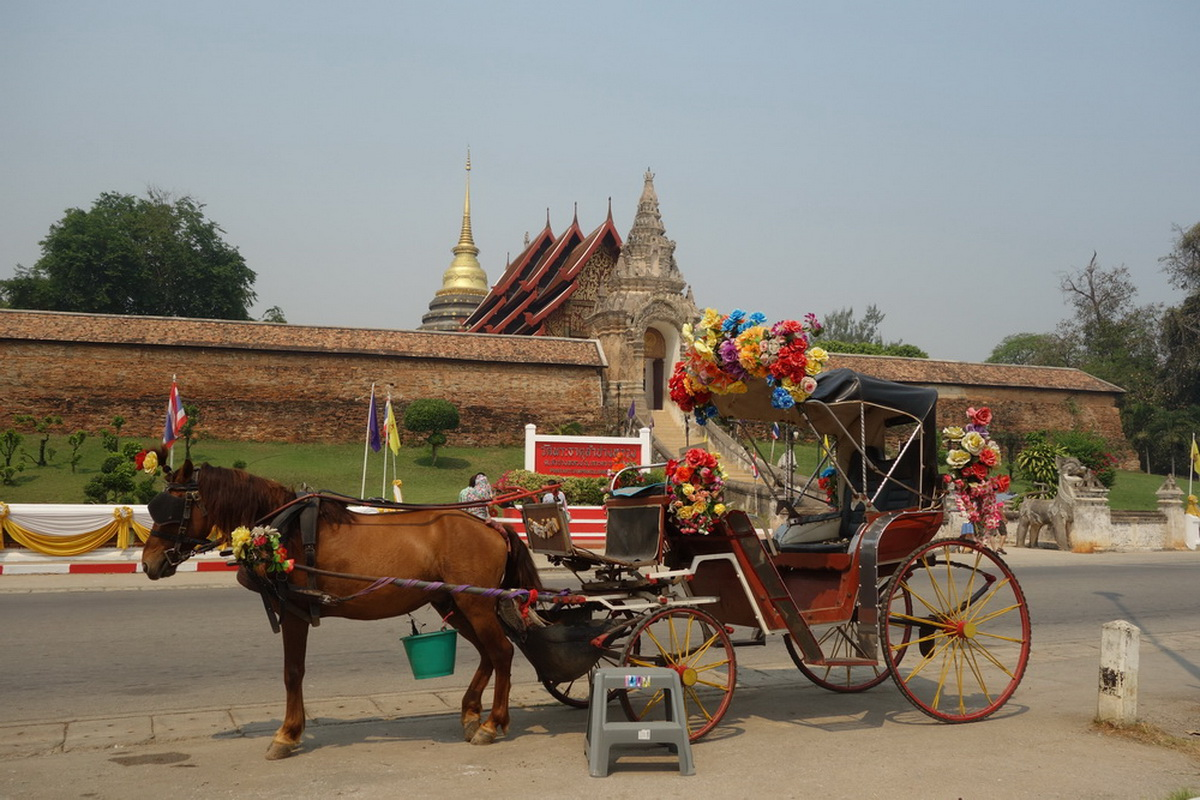 transportation in lampang, lampang transportation, public transport in lampang