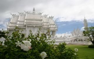 wat rong khun, rong khun temple, white temple