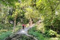 buatong waterfall, buatong sticky waterfall, sticky waterfall, bua tong waterfall