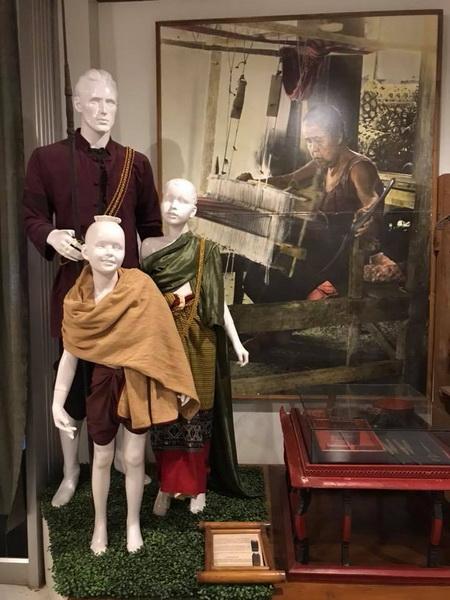 komol fabric museum, komol ancient fabric museum, komol fabric museum phrae, komol ancient fabric museum phrae