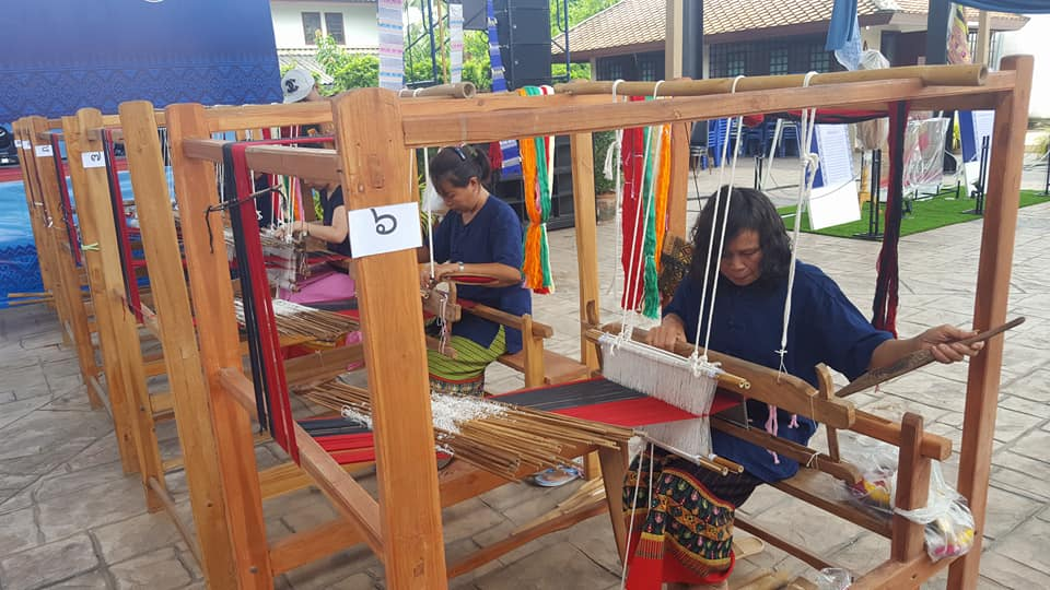 komol fabric museum, komol ancient fabric museum, komol fabric museum phrae, komol ancient fabric museum phrae