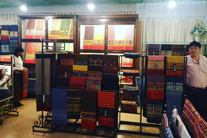 attractions in the north of thailand, attractions in phrae, phrae attractions, komol fabric museum, komol ancient fabric museum, komol fabric museum phrae, komol ancient fabric museum phrae