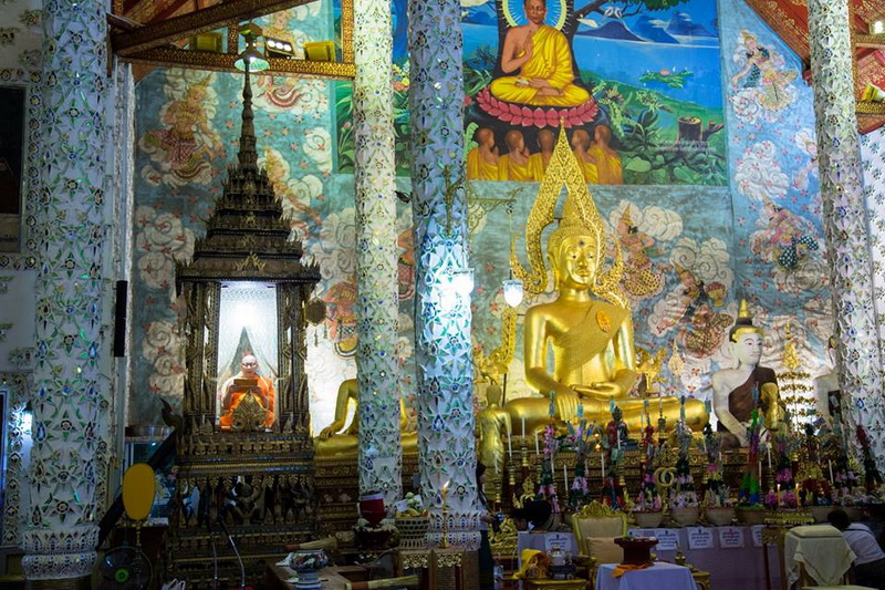 attractions in the north of thailand, attractions in phrae, phrae attractions, wat phra that cho hae, phra that cho hae temple, wat phra that cho hae in phrae, phra that cho hae temple in phrae