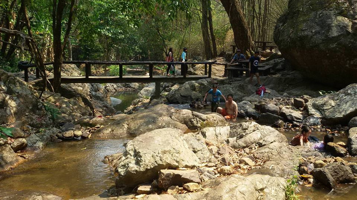 wiang kosai national park, wiang kasai forest park, wiang kosai, phrai national park