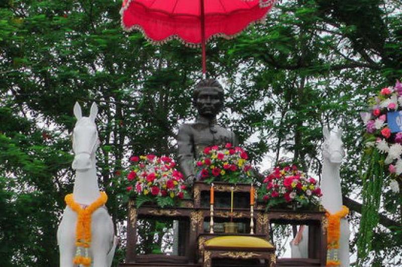 Phraya Chaiboon Monument