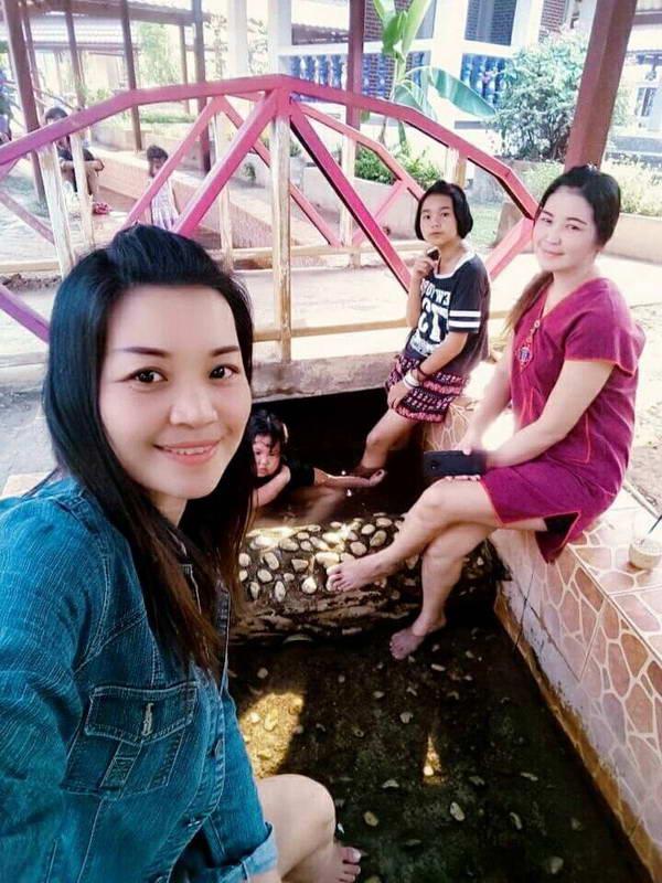 mae chok hot spring, mae chok hot springs, mae chok hot spring in phrae, mae chok hot spring in phrae province