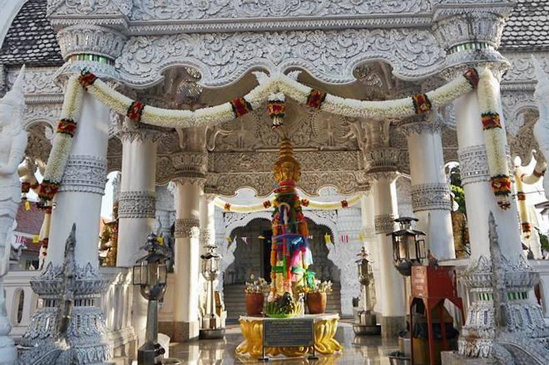 wat ming muang, wat ming muang in nan, ming muang temple, ming muang temple in nan, important temple in nan, attraction in nan