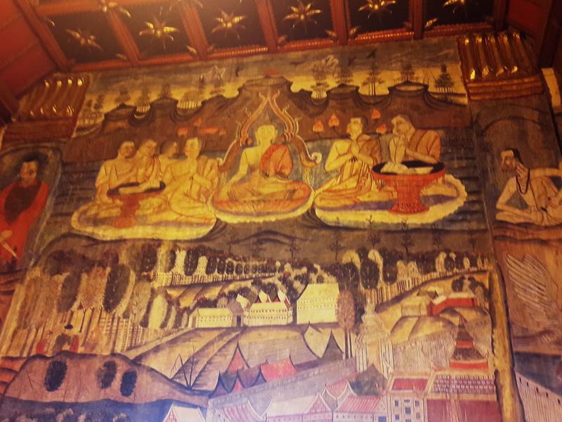 wat phumin, wat phumin in nan, phumin temple, phumin temple in nan, important temple in nan, attraction temple in nan