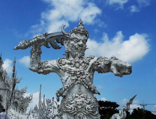 Private Tour16 : Chiang Rai City Tour