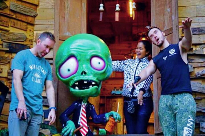 Zombie Coffee, coffee shops in chiang mai, the best coffee shops in chiang mai